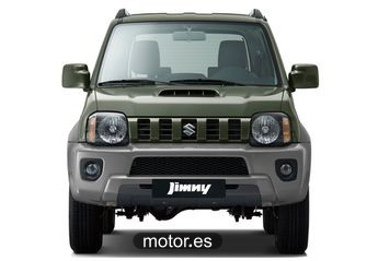 Suzuki Jimny Jimny 1.5 JLX Aut. nuevo