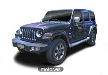 Jeep Wrangler Wrangler Unlimited 2.2CRD Sahara 8ATX nuevo