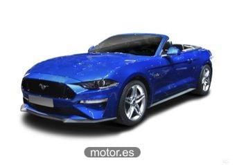 Ford Mustang nuevo