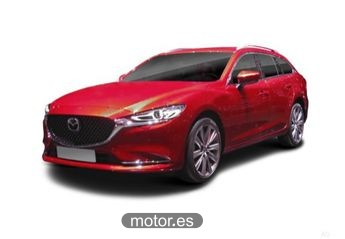 Mazda5 Mazda6 Wagon 2.2 Skyactiv-D Zenith Aut. 150 nuevo