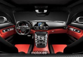 Mercedes AMG GT nuevo
