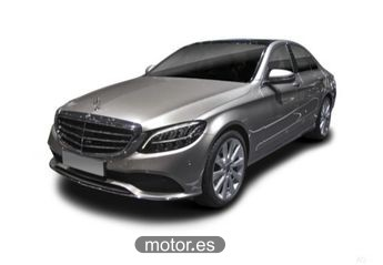 Mercedes Clase C C 220d 9G-Tronic nuevo