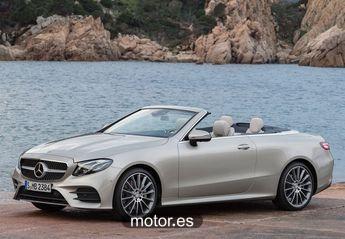 Mercedes Clase E nuevo