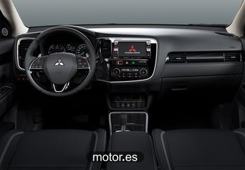 Mitsubishi Outlander Outlander 200 MPI Motion 2WD 5pl. CVT nuevo