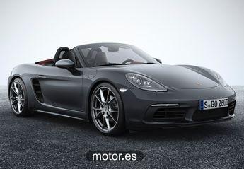 Porsche Boxster nuevo