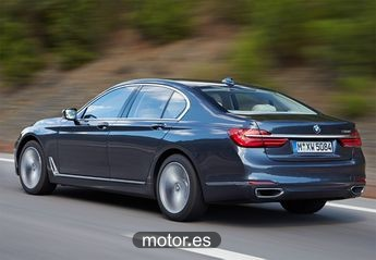 BMW Serie 7 740LdA xDrive nuevo