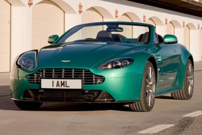 Aston Martin V8 Vantage Roadster S