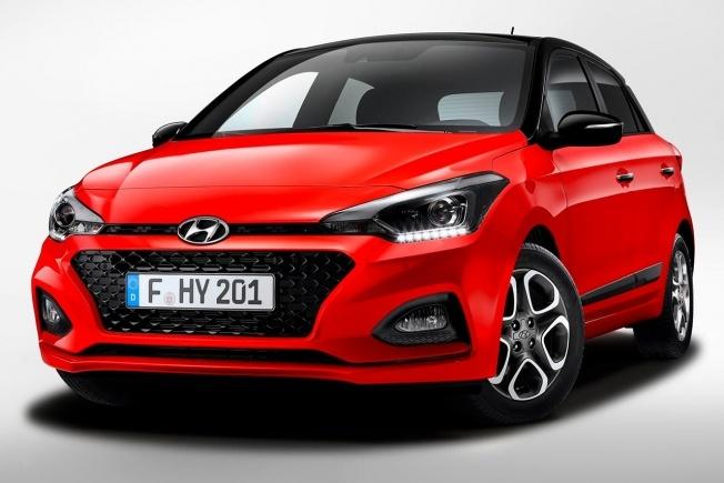 Hyundai i20 3P