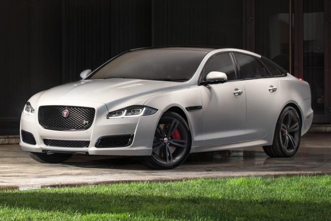 Jaguar XJ R