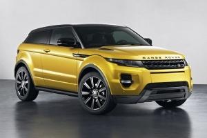 Land Rover Range Rover Evoque 3P