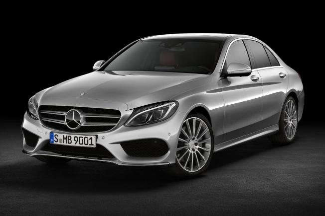 Mercedes Clase C Berlina