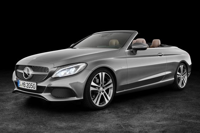 Mercedes Clase C Cabrio