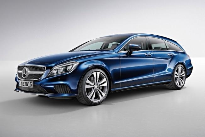 Mercedes Clase CLS Shooting Brake