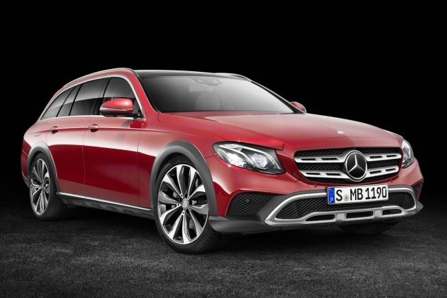 Mercedes Clase E All-Terrain