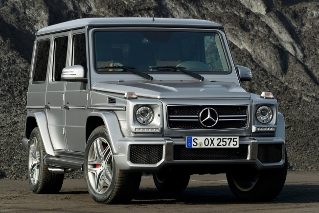 Mercedes Clase G AMG