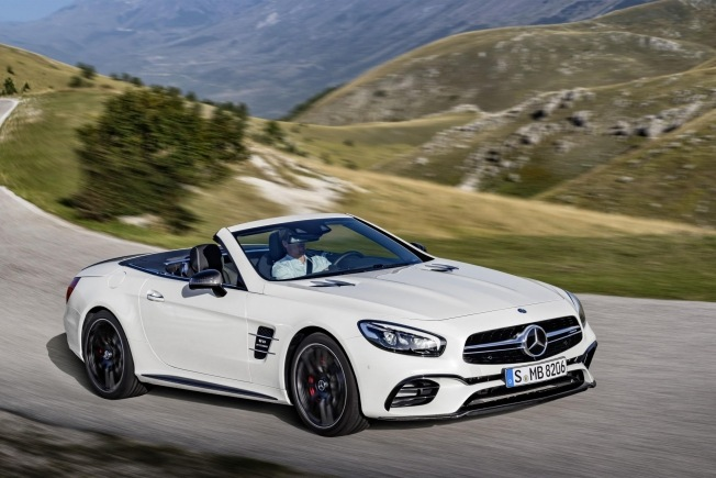 Mercedes Clase SL