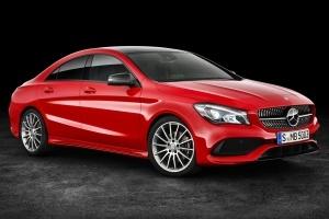 Mercedes Clase CLA Coupé