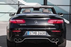 Mercedes Clase E Cabrio AMG
