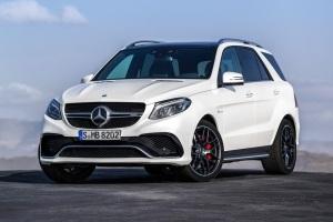 Mercedes Clase GLE AMG