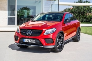 Mercedes Clase GLE Coupé