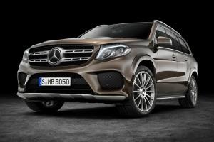 Mercedes Clase GLS