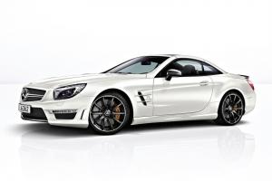 Mercedes Clase SL AMG