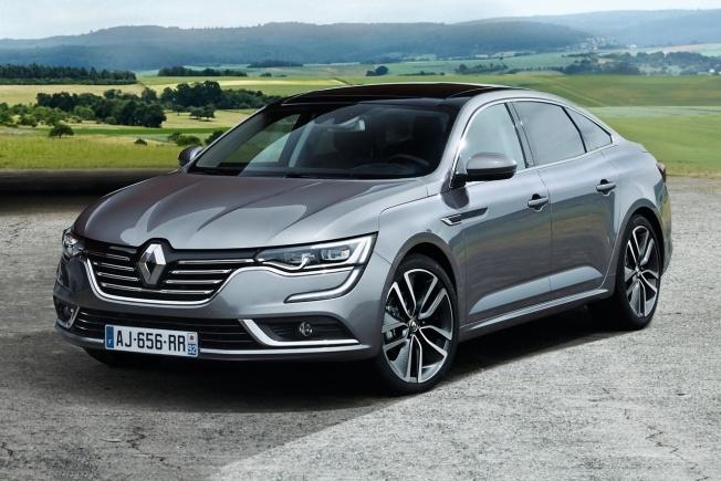 Renault Talismán