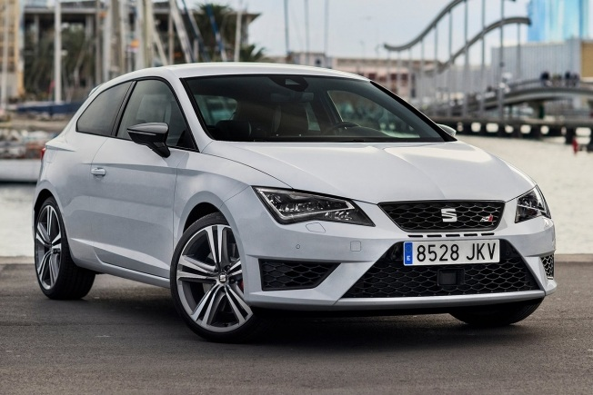 Seat Leon SC Cupra