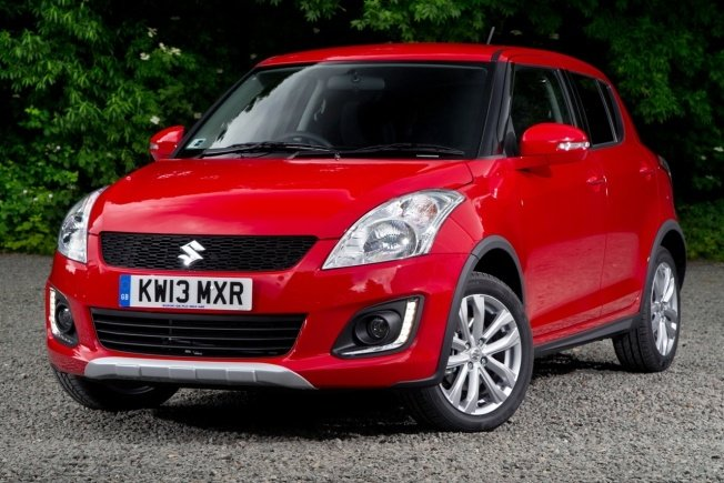 Suzuki Swift 5P