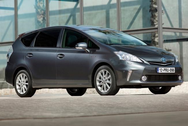Toyota Prius Hybrid +