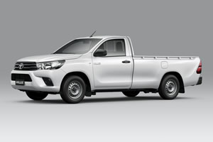 Toyota Hilux Cabina Simple