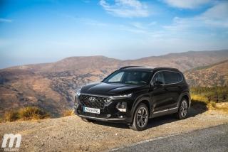 Hyundai Santa Fe 2018, presentación en Granada - Foto 2