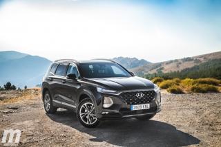 Hyundai Santa Fe 2018, presentación en Granada - Foto 1