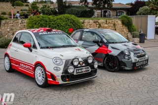 Fotos Abarth Day 2018 Circuito de Ascari - Foto 1