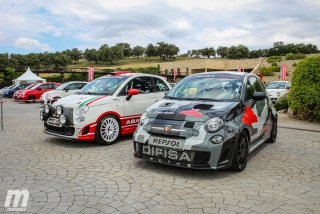 Fotos Abarth Day 2018 Circuito de Ascari Foto 17