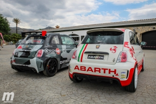 Fotos Abarth Day 2018 Circuito de Ascari Foto 48