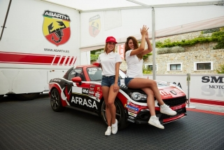 Fotos Abarth Day 2018 Circuito de Ascari Foto 76