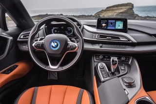 BMW i8 Roadster 2018 Foto 6