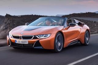 BMW i8 Roadster 2018 Foto 14