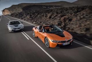 BMW i8 Roadster 2018 Foto 24