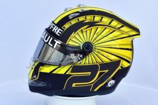 F1 2019: los cascos Foto 2
