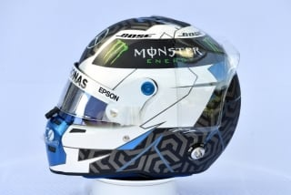 F1 2019: los cascos Foto 3