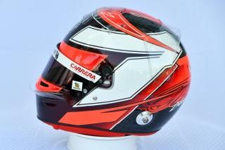 F1 2019: los cascos Foto 5
