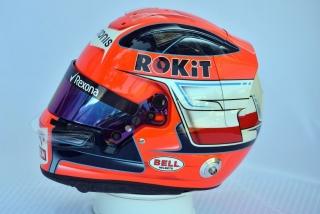 F1 2019: los cascos Foto 6