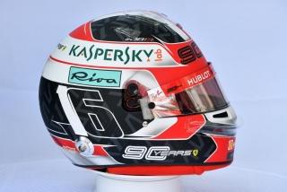 F1 2019: los cascos Foto 7