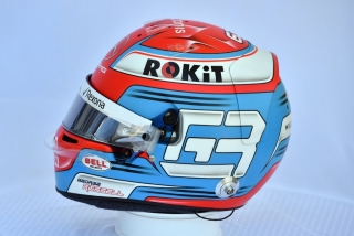 F1 2019: los cascos Foto 8