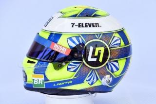 F1 2019: los cascos Foto 9