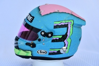 F1 2019: los cascos Foto 10