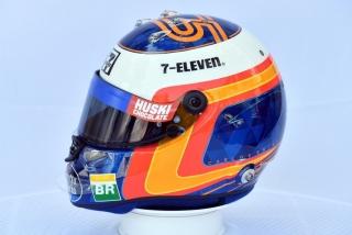 F1 2019: los cascos - Foto 1