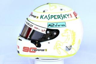 F1 2019: los cascos Foto 12